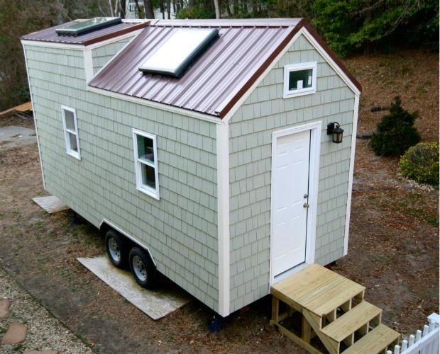 Tiny House Storage Tricks Small Space Organizing