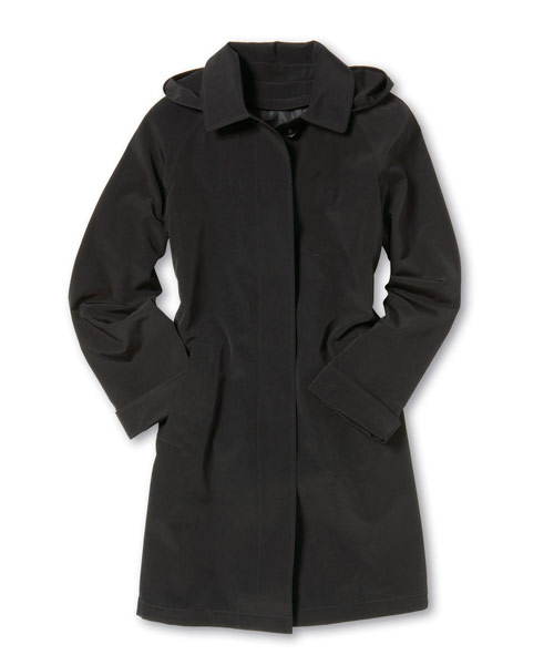 Designer Raincoats - Ladies Dressy Trench Raincoats