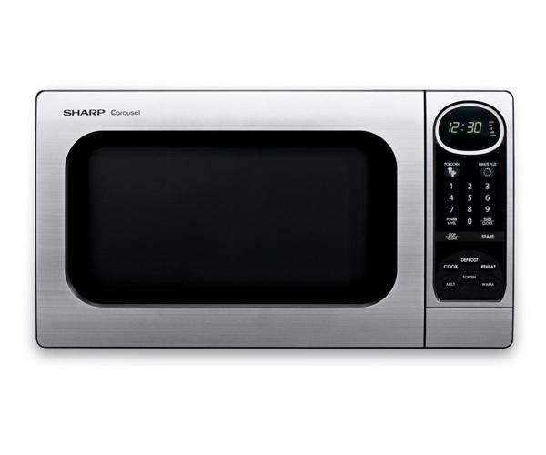 Sharp Carousel Countertop Microwave