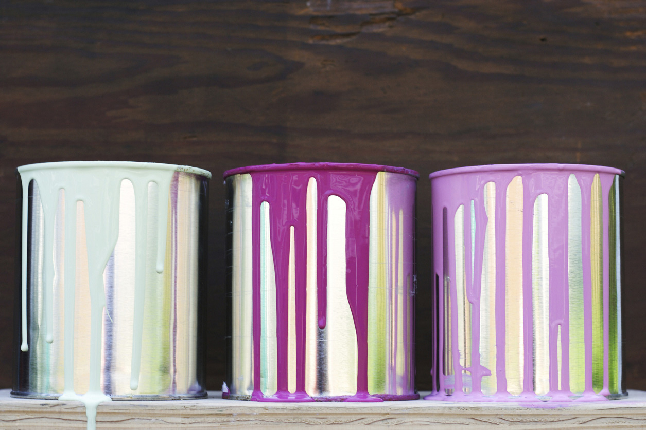 how to throw away paint disposing of hazardous materials