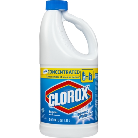 Clorox Concentrated Regular Bleach - Cleaning Product of the Month