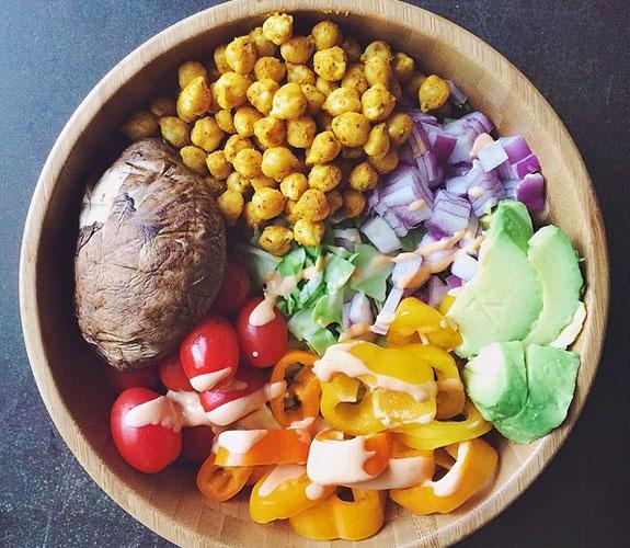 Healthy Food On Instagram