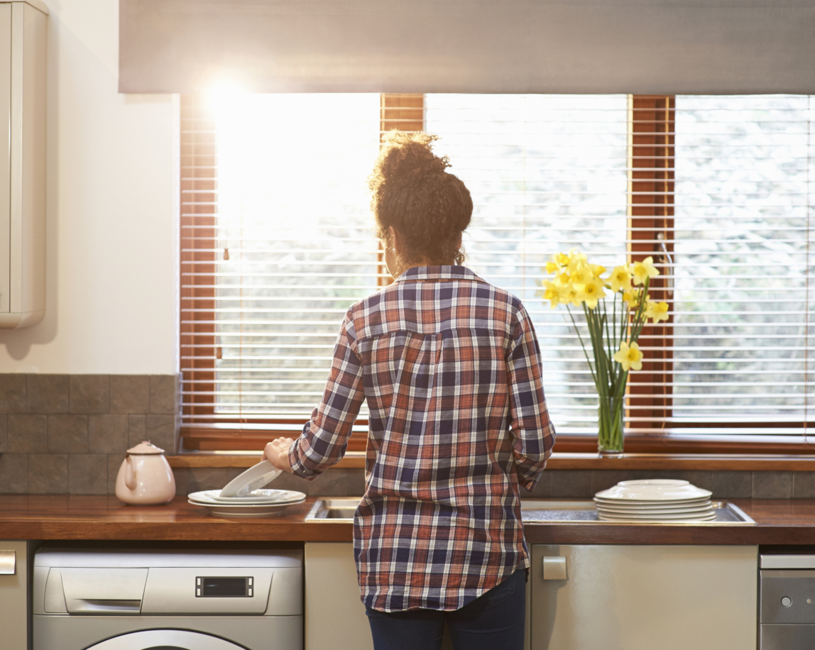 How To Clean Blinds And Shades Window Treatment Cleaning