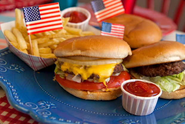 American Food Facts Fun State Trivia - United states of america cuisine