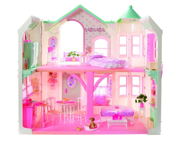 Courtesy of Mattel. A Look Back at Barbie s Dreamhouse   Barbie s Dreamhouse Through