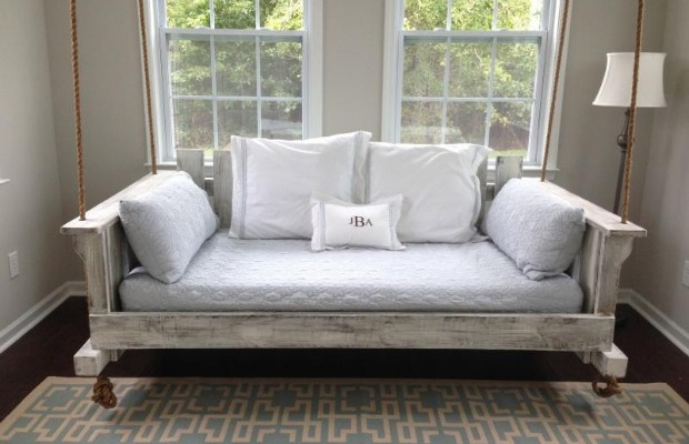 Superb Courtesy Of Etsy Seller LowCountrySwingBeds