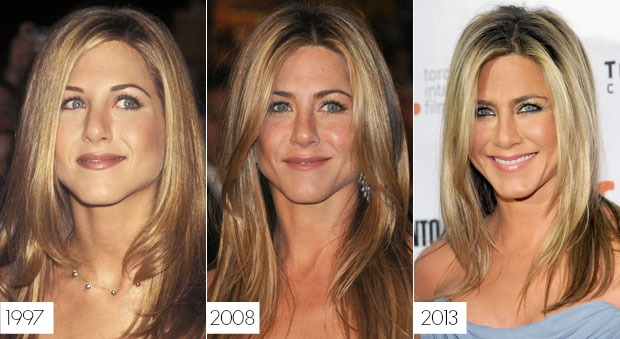 Iconic Celebrity Hairstyles – Celebrities With the Same Classic ...