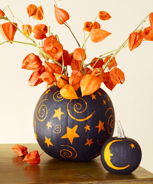 Gallery for white pumpkin painting designs - Cute pumpkin painting ideas ...