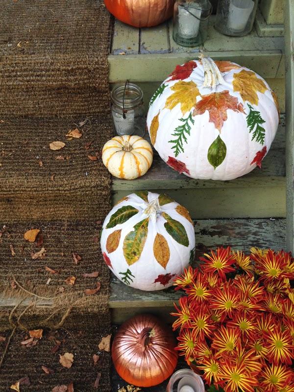 54 fall craft ideas diy crafts for fall - Fall Pumpkin Decorations