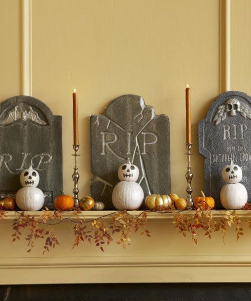 60 cute diy halloween decorating ideas 2017 easy halloween house decorations - Quick Halloween Decorations
