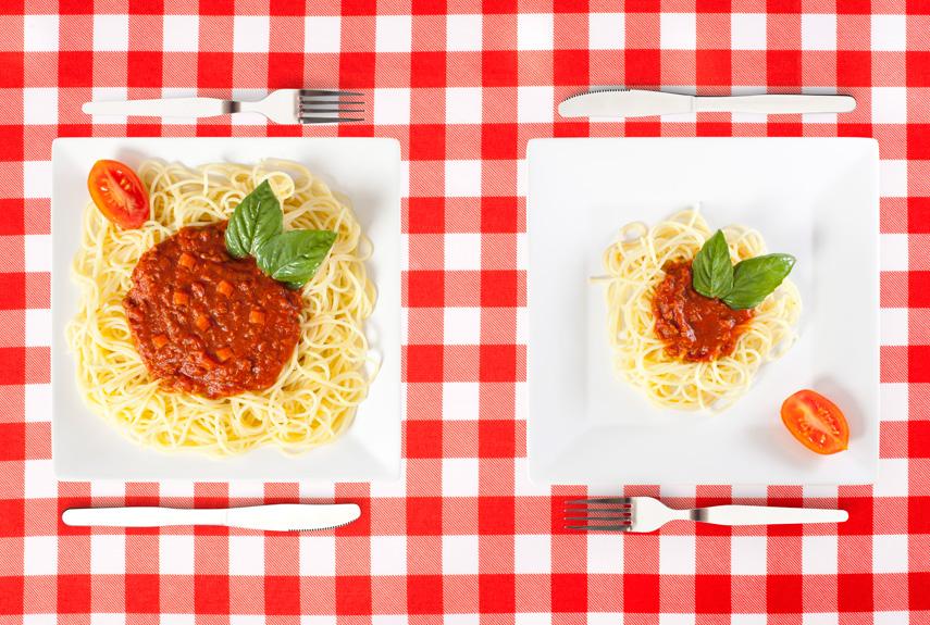 Three Big Meals Vs Six Small Meals Portion Control And