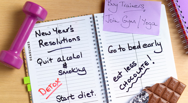 5 Mistakes You Make With Your New Year's Diet Resolution