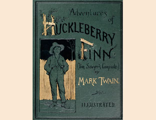 huck finn coming of age A study of mark twain's adventures of huckleberry finn is an adventure in understanding changes in america itself the book the center of the coming of age of both a young man and a nation that struggle to understand redefinitions of nationhood and freedom.