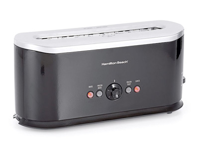 Hamilton Beach SmartToast 2 Slice Toaster Model Review