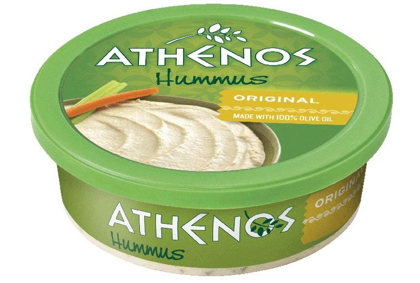Athenos original hummus review for Health craft cookware reviews