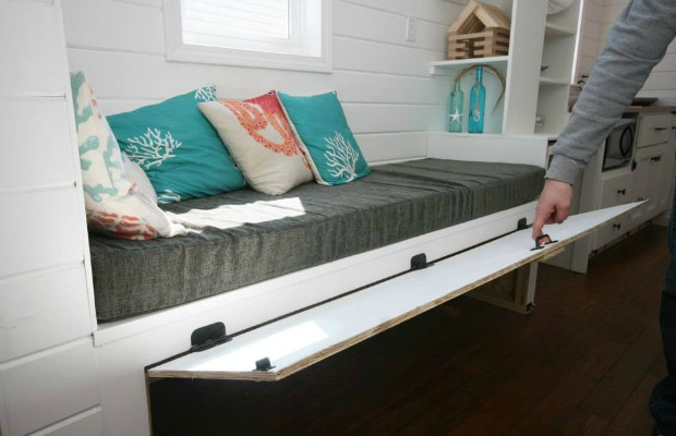 6 Tiny House Storage Tricks To Steal