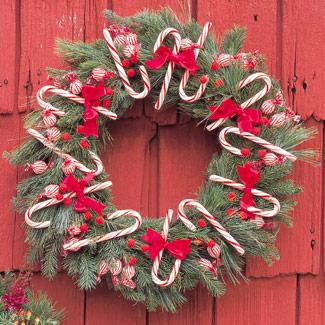Christmas Wreath Ideas Making Wreaths