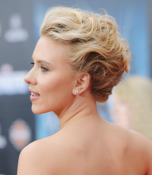 Hairstyles Updos these photos prove neutrals on neutrals is wedding palette perfection 48 Easy Updo Hairstyles For Formal Events Elegant Updos To Try