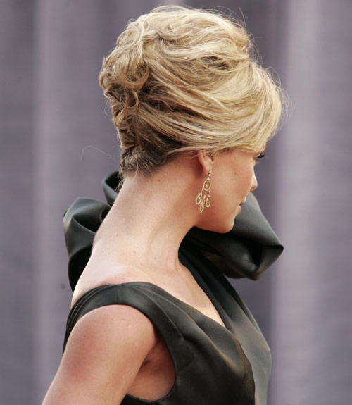 50 easy updo hairstyles for formal events elegant updos to try pmusecretfo Choice Image