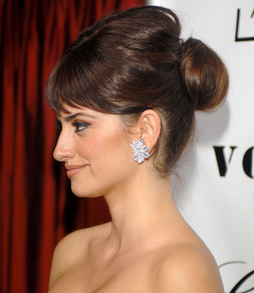 Admirable 45 Updos Inspired By Celebrities Easy Updo Hairstyles Hairstyle Inspiration Daily Dogsangcom