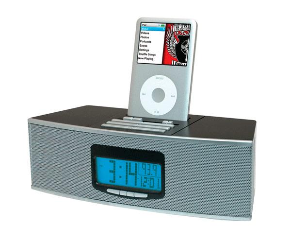 best ipod docks alarm clocks. Black Bedroom Furniture Sets. Home Design Ideas