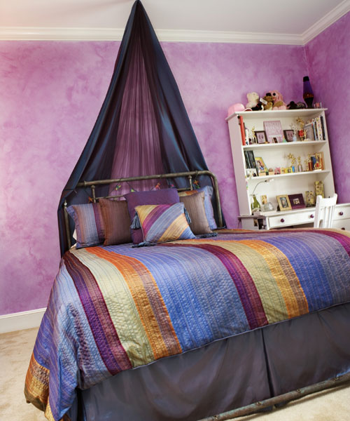 teen bed. Home Decor Ideas   Interior Decorating Pictures   Good Housekeeping