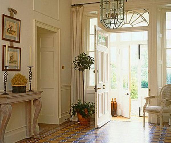 Foyer Designs - Furniture Ideas for Foyers