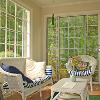 sunroom decorating inspiration - Sunroom Decor