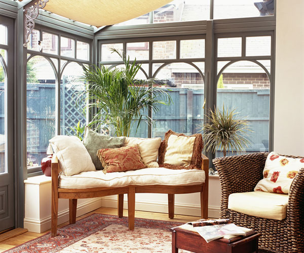 16 photos - Sunroom Decor