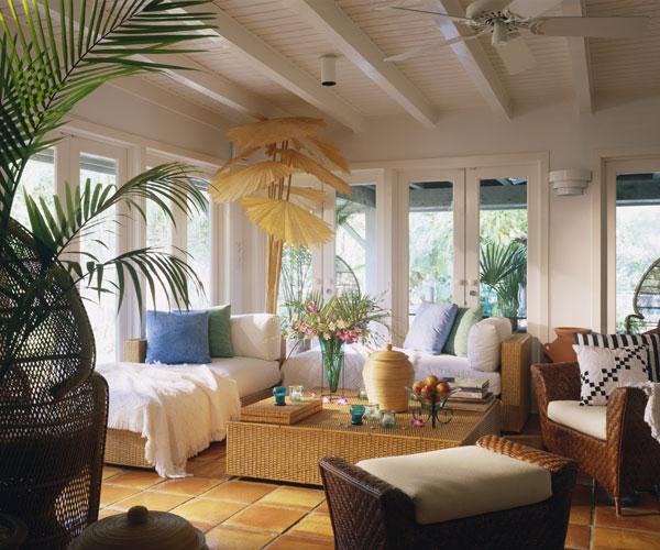 Sunroom Furniture Layout Ideas