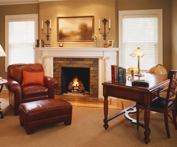 Tremendous Home Decor Study Home Office Decoration Ideas Largest Home Design Picture Inspirations Pitcheantrous