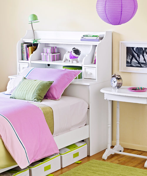 child room decorating ideas - organizing kids room - decor