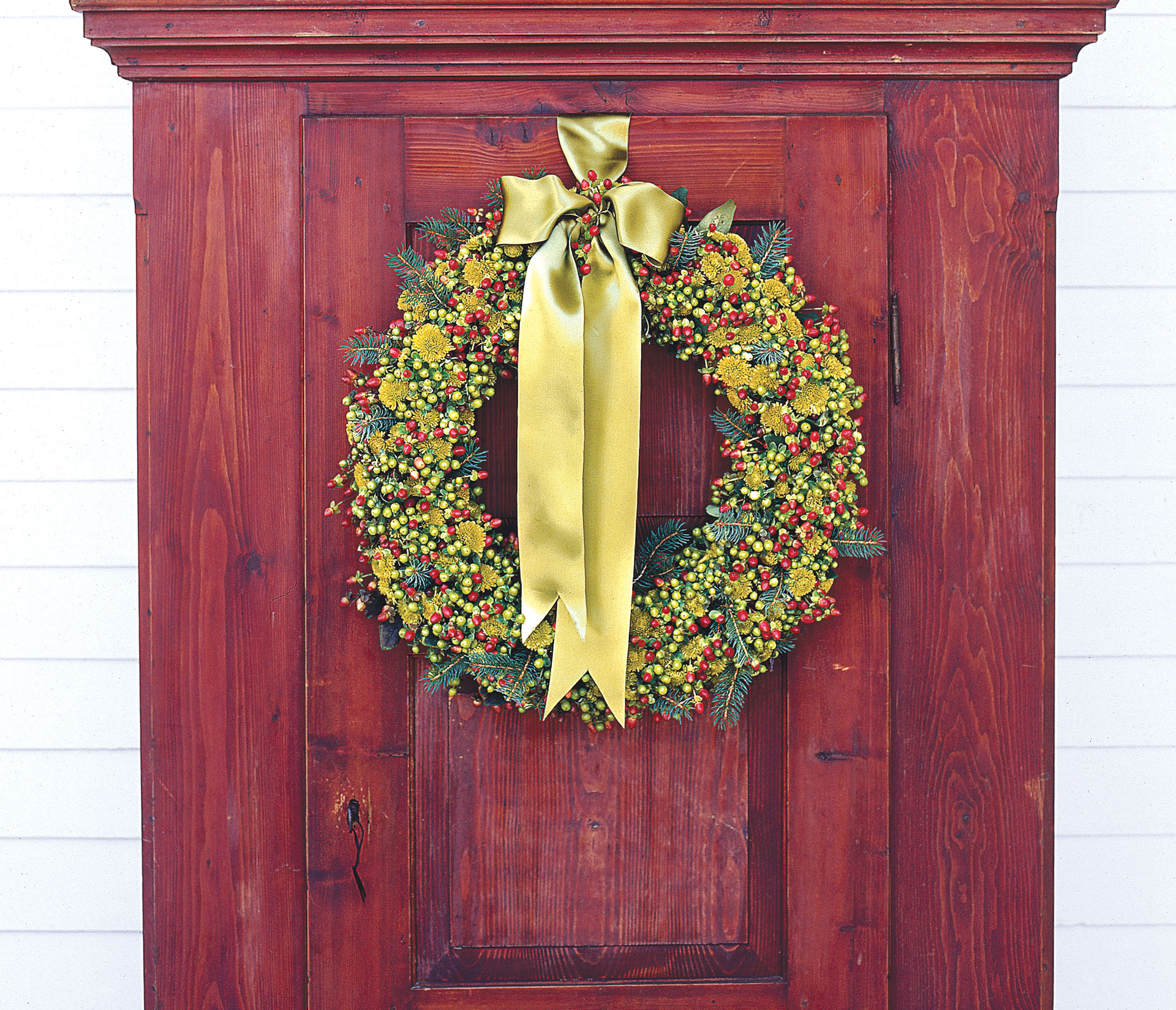30 Christmas Door Decorating Ideas - Best Decorations for Your ...