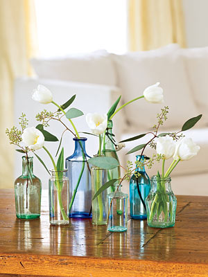 floral centerpiece - Easy Interior Decorating Ideas