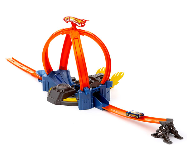 Trick Track Hot Wheels Games