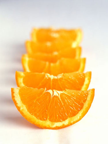 Vitamin c foods top food sources of vitamin c for Orange colour things