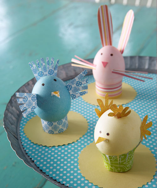 Fit Crafty Stylish And Happy Guest Bathroom Makeover: Easy Easter Craft Ideas
