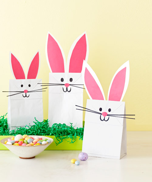 Easter paper crafts easy easter craft ideas negle Image collections