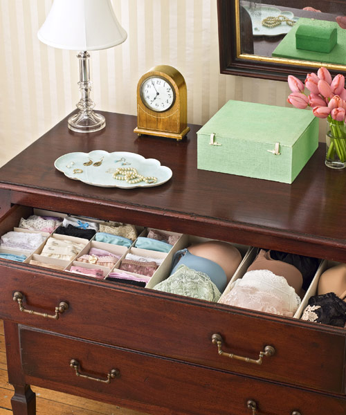 How To Organize Panties Bra Storage And Organization