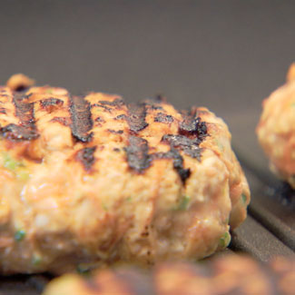 Recipe for ground chicken patty