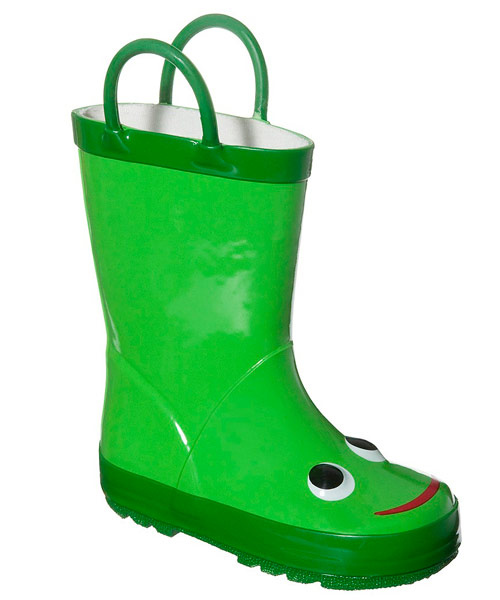 Cute Rain Boots For Kids - Boot Hto