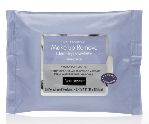 Make up wipes