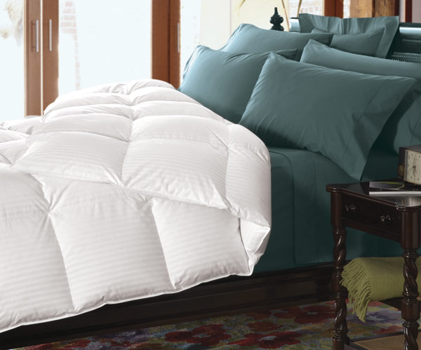synthetic comforter
