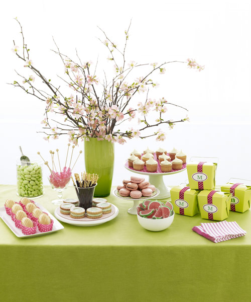 spring party ideas how to plan a spring party - Spring Party Decorating Ideas