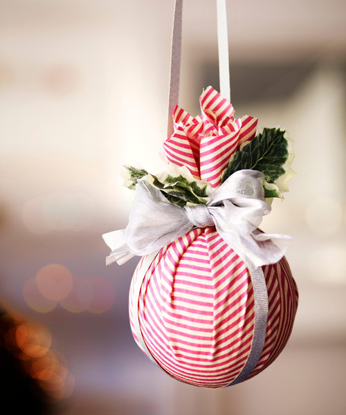 Homemade Decoration Ideas: 41 DIY Christmas Decorations
