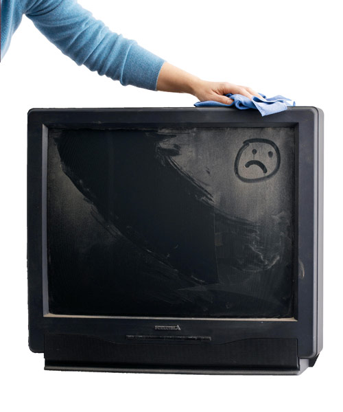 Tv cleaning tips how to clean a flat screen tv How to clean flat screen tv home remedies