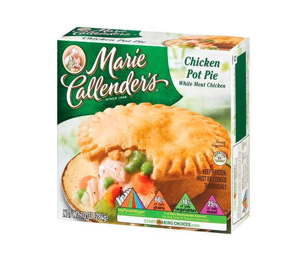 Marie Callender S Pot Pie Nutrition Facts Nutrition Ftempo