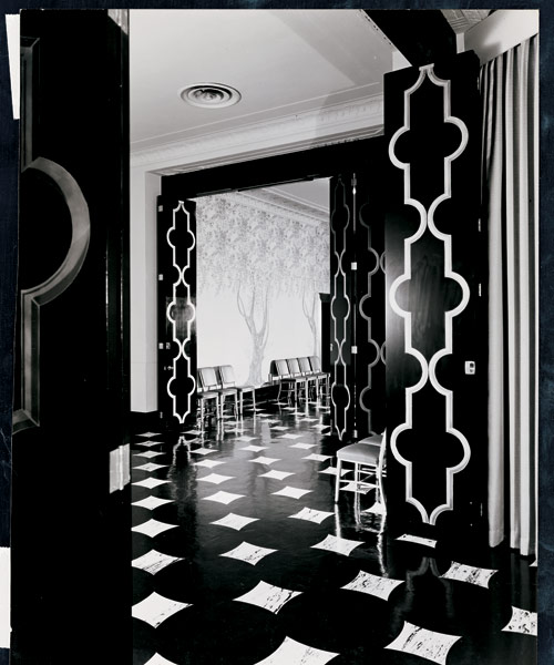 dorothy draper interiors pictures – design and style of dorothy draper