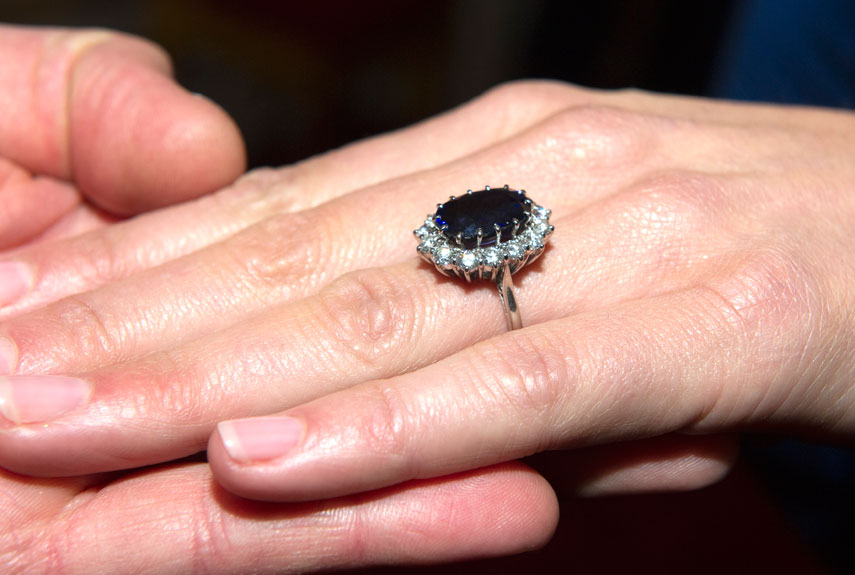 kate middletons engagement ring - Princess Kate Wedding Ring