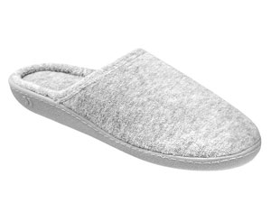 Isotoner Terry Secret Sole Clog Women\'s SlippersReview